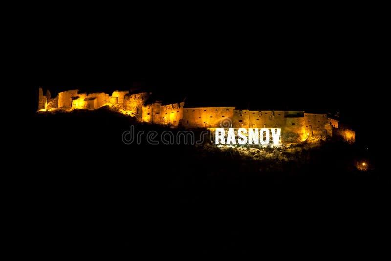Download Rasnov Румыния крепости графства Brasov Стоковое Фото - изображение насчитывающей старо, гора: 18385100