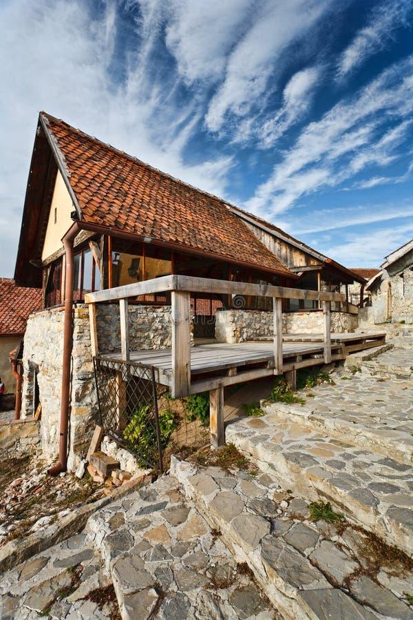 Free Rasnov Fortress In Romania Stock Photos - 16886853