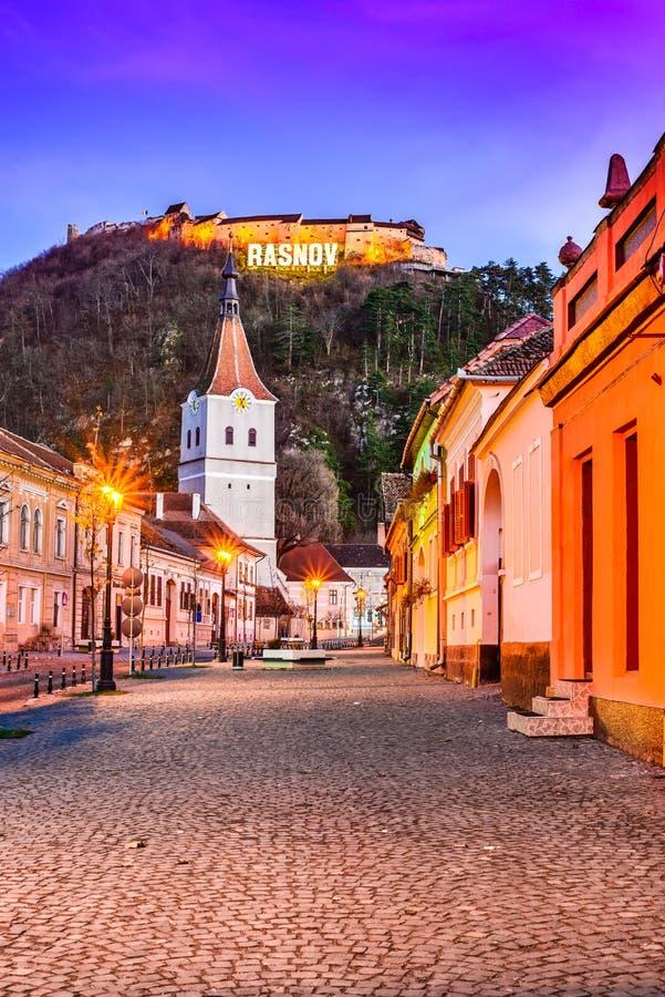 Free Rasnov, Romania Stock Image - 88338671