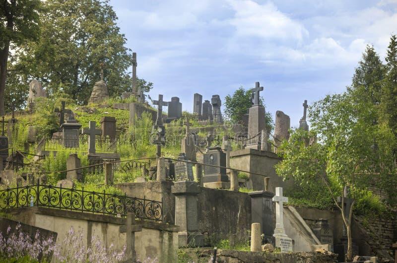 Rasosbegraafplaats, Vilnius royalty-vrije stock afbeeldingen