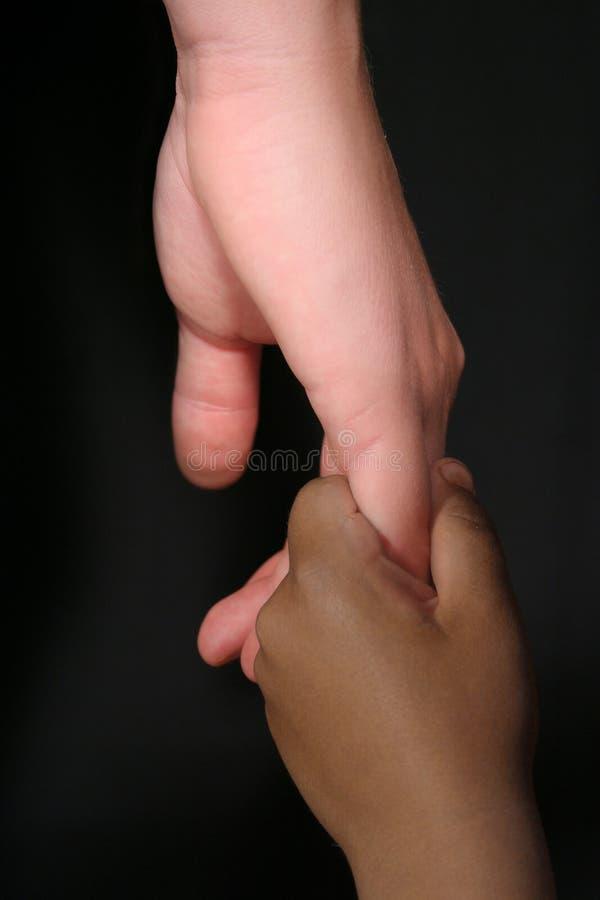 rasowy współczucia. fotografia stock