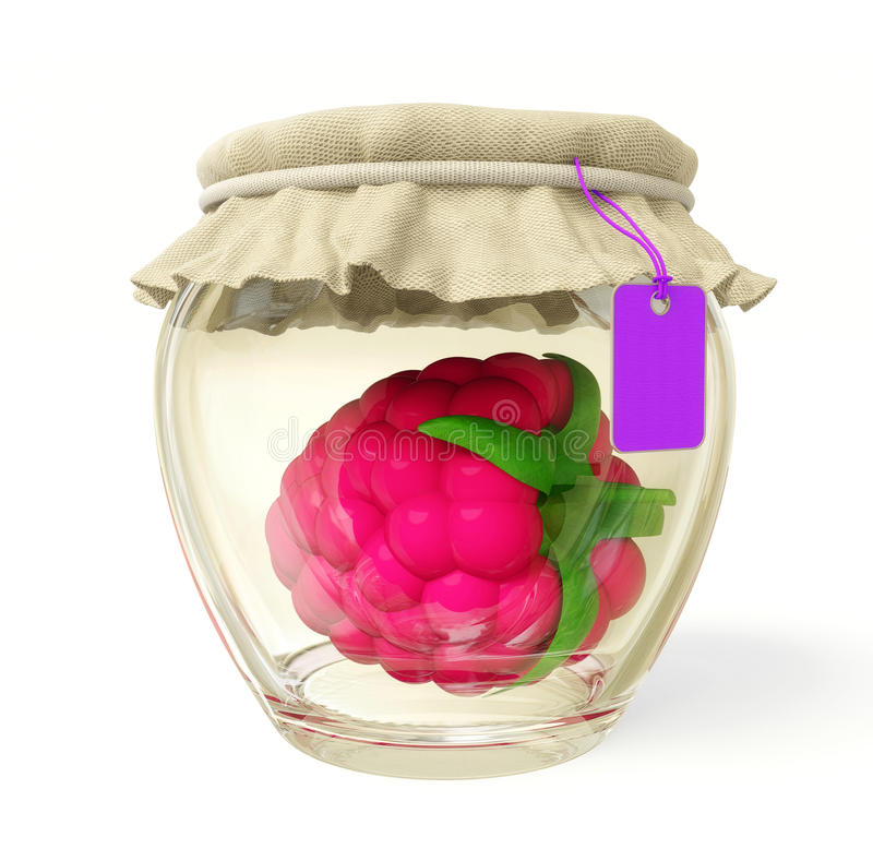 Download Raspberry stock illustration. Image of object, transparent - 21318766