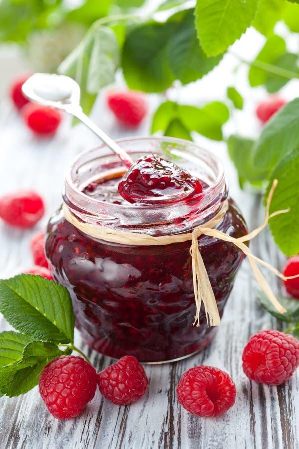 Free Raspberry Jam Stock Images - 19795034