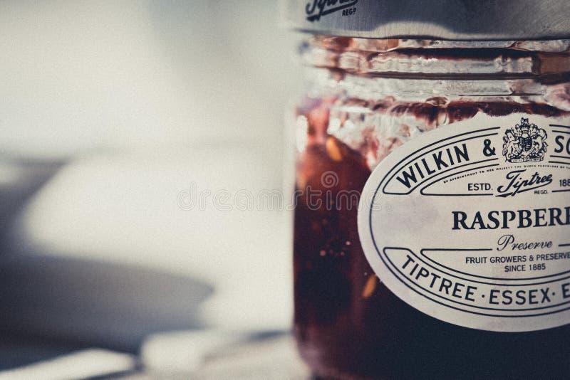 Raspberry Preserves Free Public Domain Cc0 Image