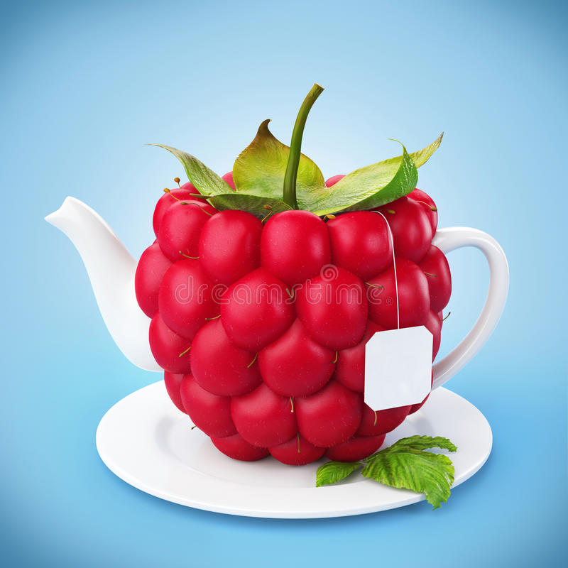 Raspberry vector illustration