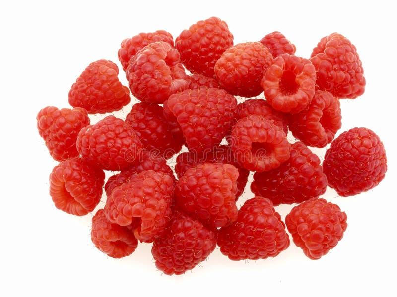 Raspberrys Στοκ φωτογραφία με δικαίωμα ελεύθερης χρήσης