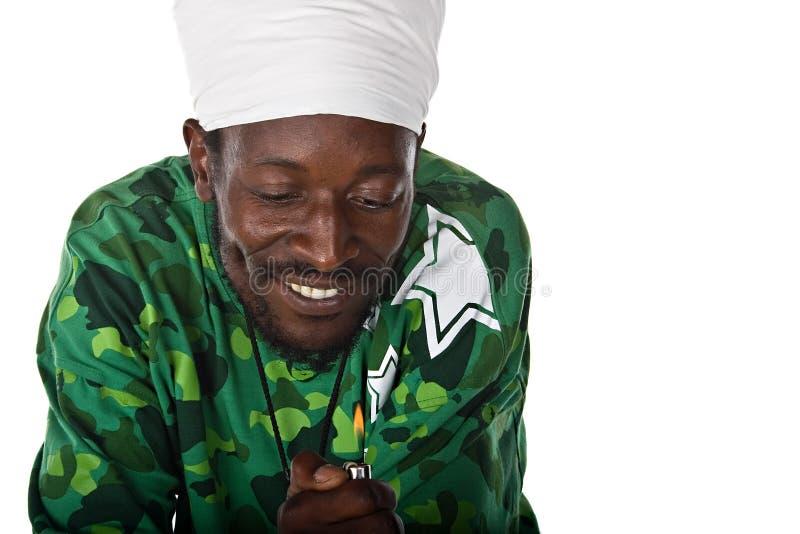 Rastafarian foto de archivo libre de regalías