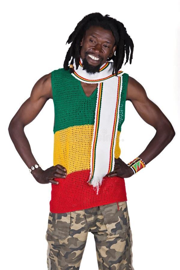 Rastafarian photographie stock libre de droits