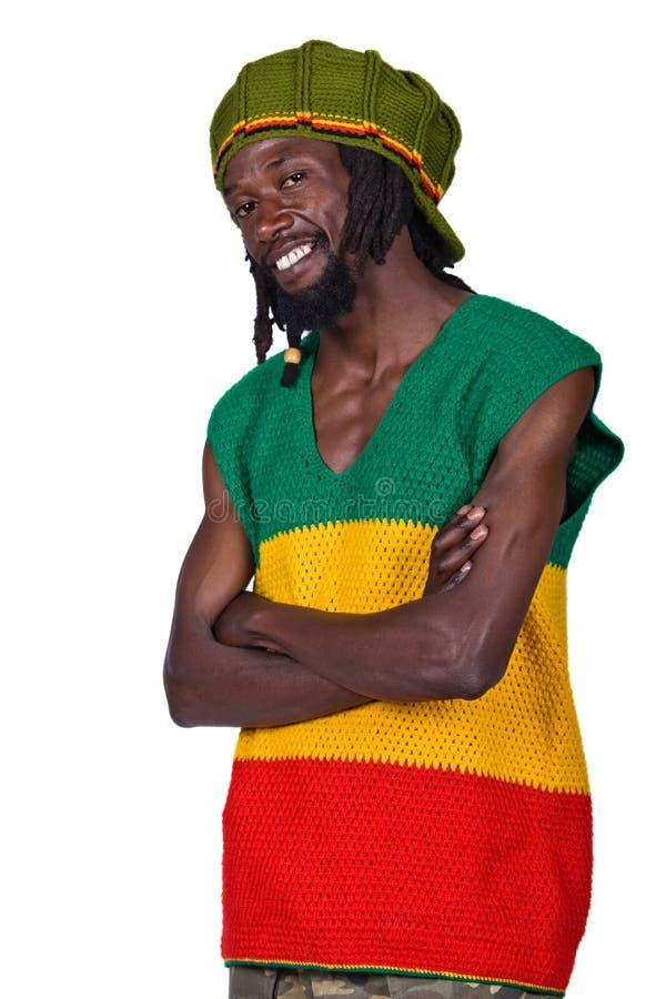 Rastafarian fotografía de archivo libre de regalías
