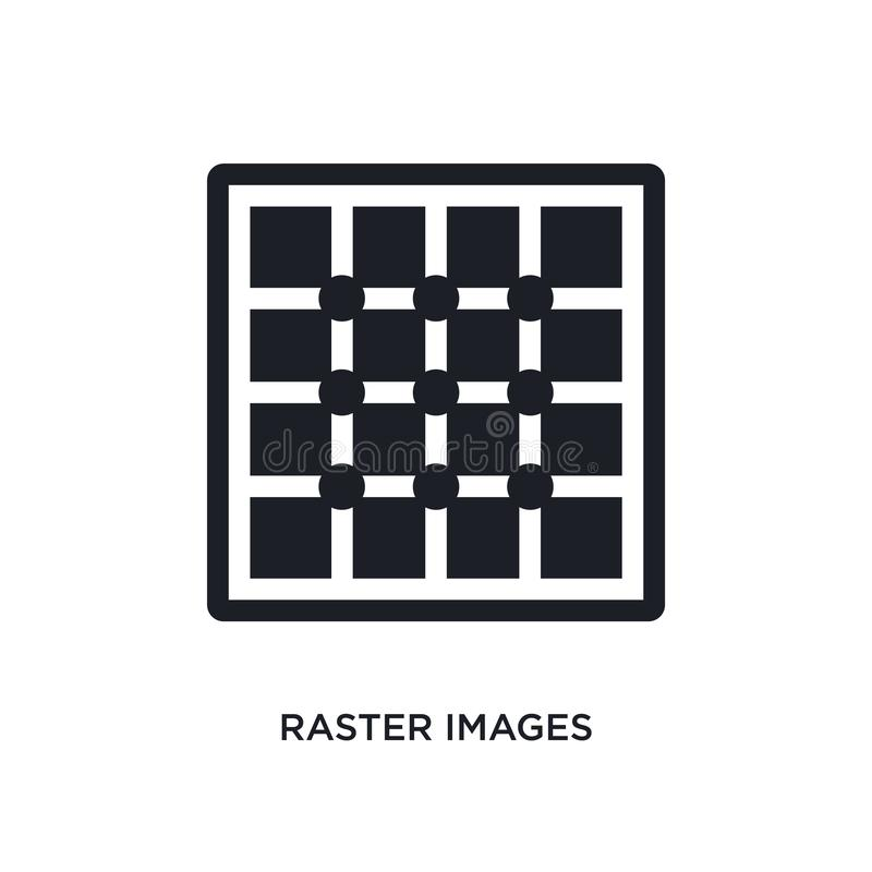 raster images isolated icon. simple element illustration from technology concept icons. raster images editable logo sign symbol stock illustration
