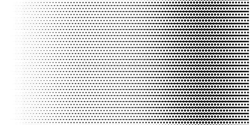 Rastrerad textur för lantgård av svartvita prickar royaltyfri illustrationer