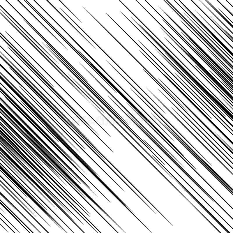 Rastret ingreppet av att luta som är snett, diagonal fodrar geometriskt royaltyfri illustrationer