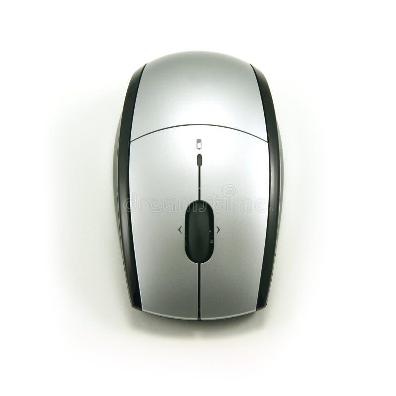 Ratón óptico sin cuerda imagen de archivo libre de regalías