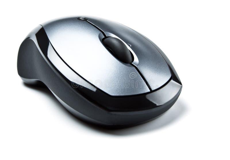 Ratón sin hilos del ordenador foto de archivo libre de regalías