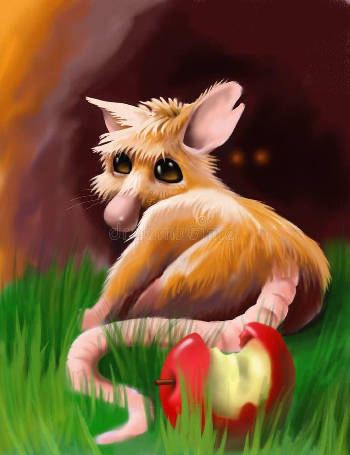 Rat vector illustratie