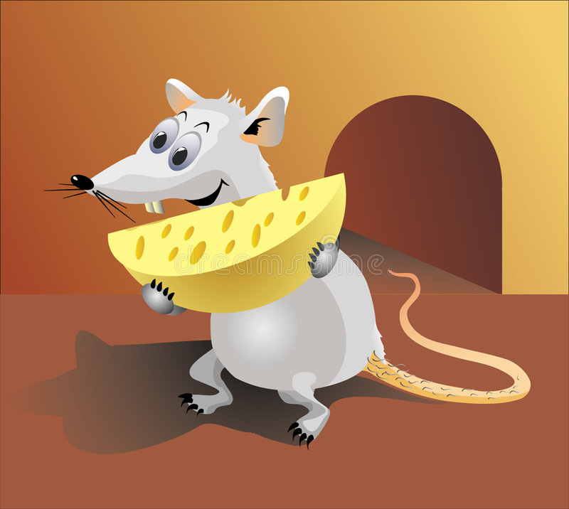 Download Rat stock vector. Image of incentive, perks, clip, animals - 4960036