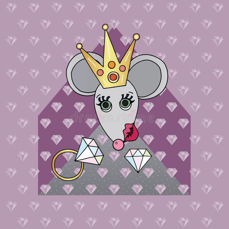 Female Rat Stock Illustrations 373 Female Rat Stock Illustrations Vectors Clipart Dreamstime The most common cartoon crown material is metal. female rat stock illustrations 373
