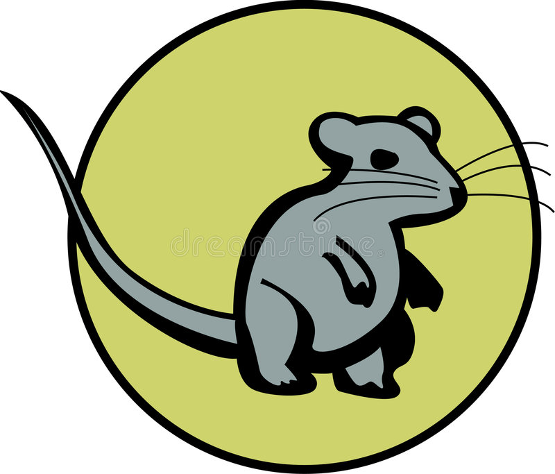 Download Rat, Mice Or Mouse. Vector File Available Royalty Free Stock Images - Image: 934499