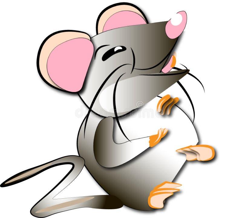 Rat riant photographie stock libre de droits