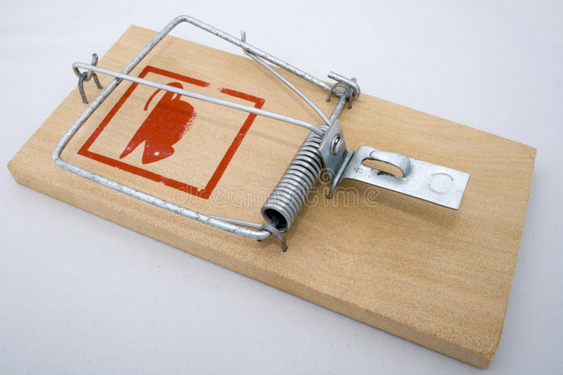 Rat Trap royalty free stock photography