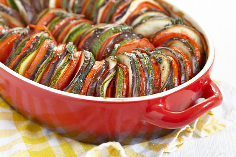 Ratatouille stockbilder