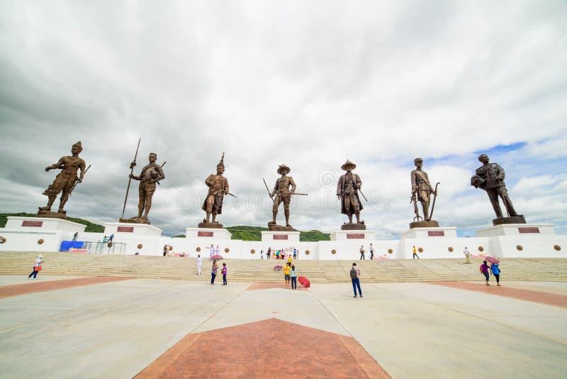 Ratchaphakpark royalty-vrije stock afbeelding
