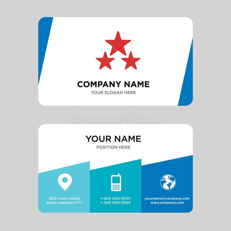 Rate business card design template visiting for your company download rate business card design template visiting for your company modern creative and clean reheart Image collections