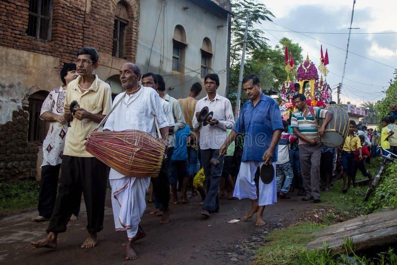 Rath Yatra. Indian Famous Ratha Yatra festival stock images
