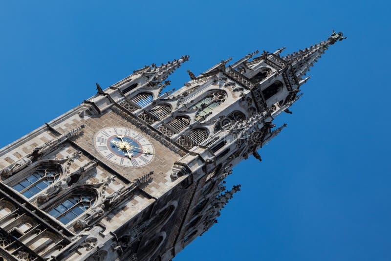 Rathaus Μόναχο στοκ εικόνα με δικαίωμα ελεύθερης χρήσης