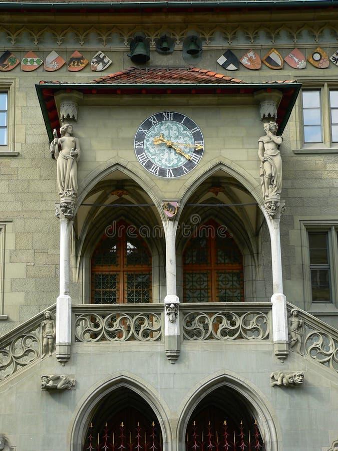 Rathaus, Bern (Schweiz) stockbild