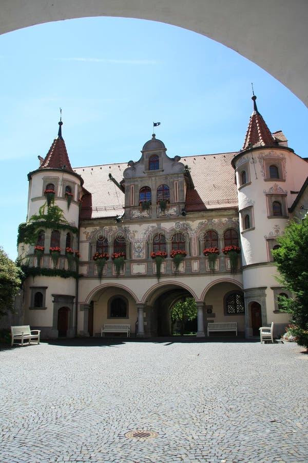 Rathaus von Constance lizenzfreie stockbilder