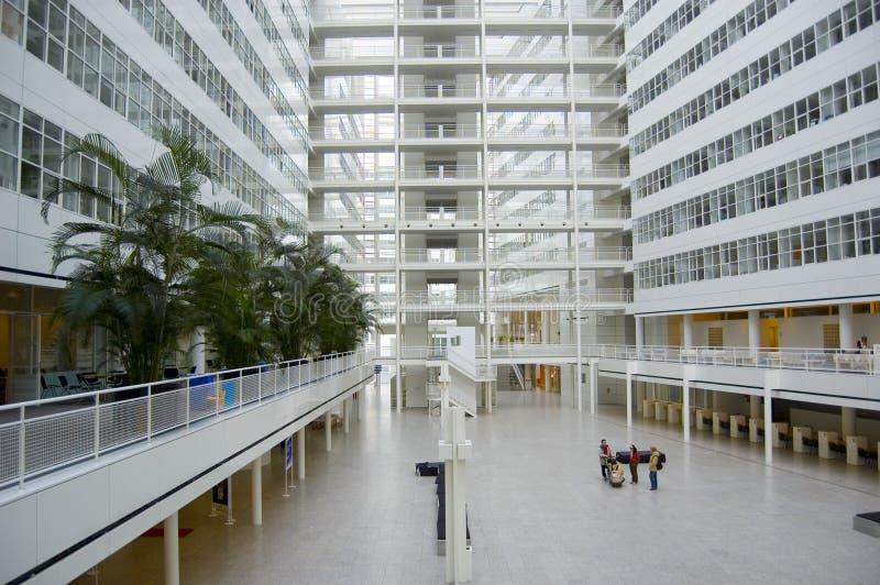Rathaus von Den Haag stockbilder