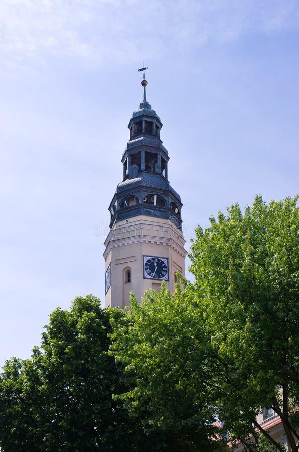 Rathaus von Zielona Gora - Polen lizenzfreies stockfoto