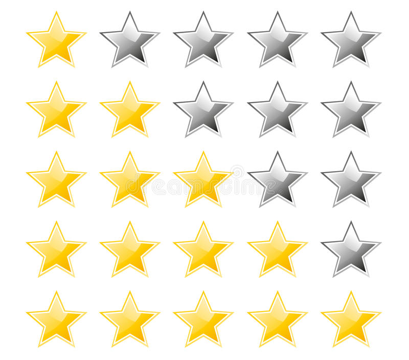 Download Rating Stars Royalty Free Stock Images - Image: 26623259