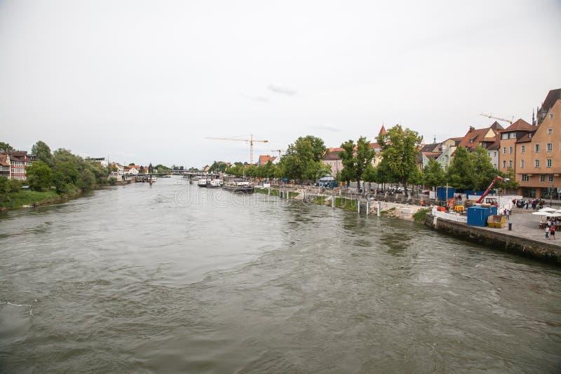 Ratisbonne, Allemagne photographie stock libre de droits