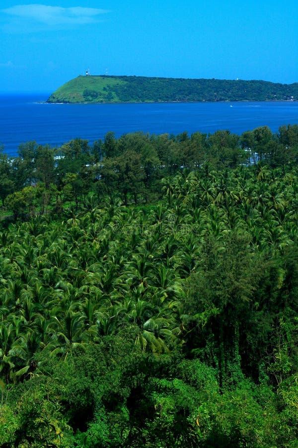 Ratnagiri landschap-Iv royalty-vrije stock fotografie
