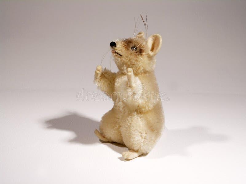 Download Rato do brinquedo foto de stock. Imagem de enchido, animal - 60450