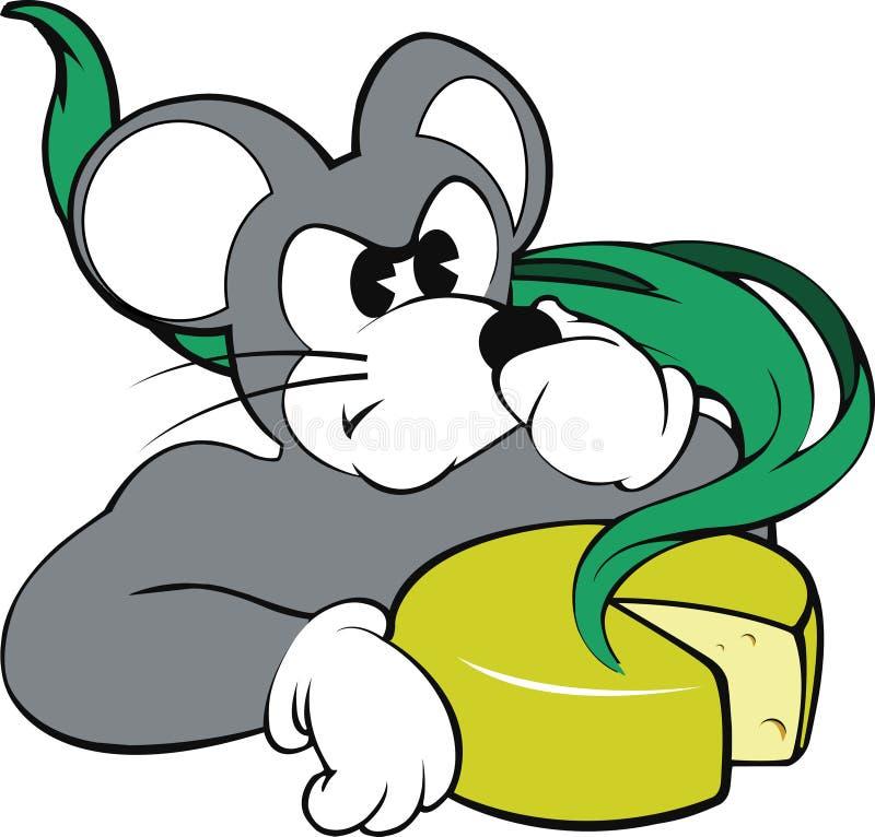 Rato e queijo smelly