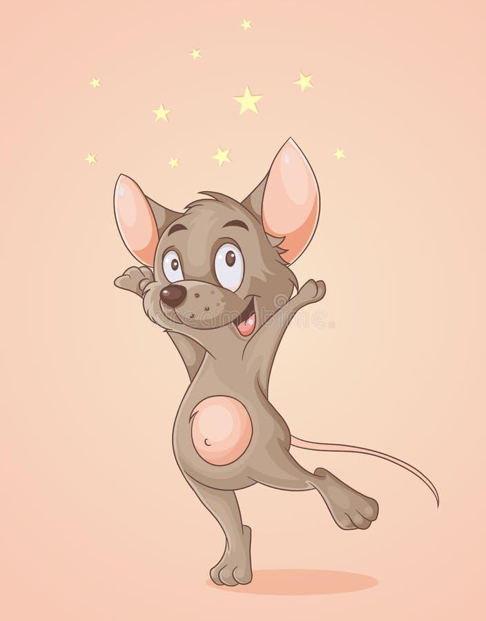 Rato feliz