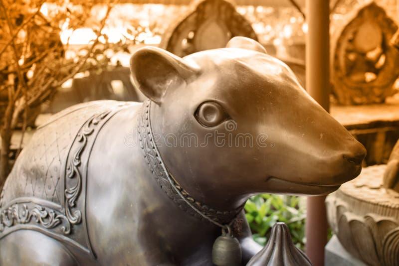 Ratos feitos do metal imagens de stock royalty free