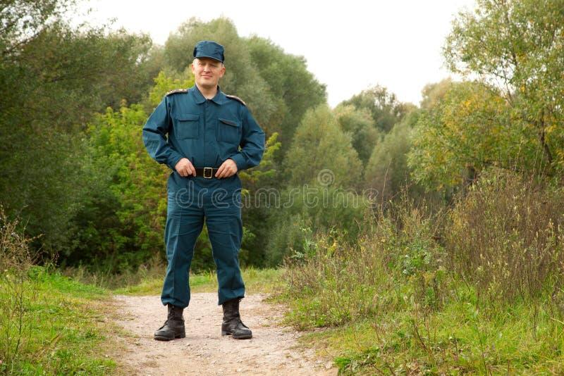 ratownik zdjęcia stock