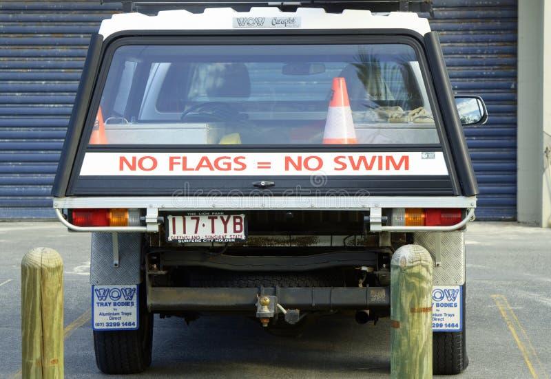 Ratownika pojazd ładujący & przygotowywający dla jakaś nagłego wypadku obraz royalty free