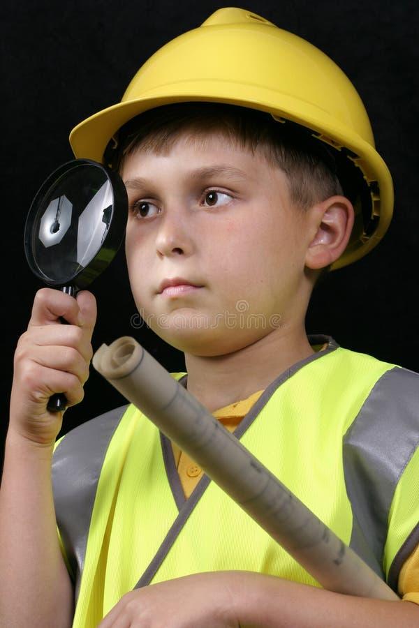 Download Rats-Kontrolle stockfoto. Bild von jungen, geschäft, technisch - 33124