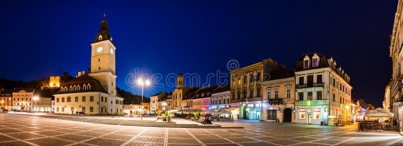 Rats-Quadrat, Rumänien lizenzfreie stockbilder