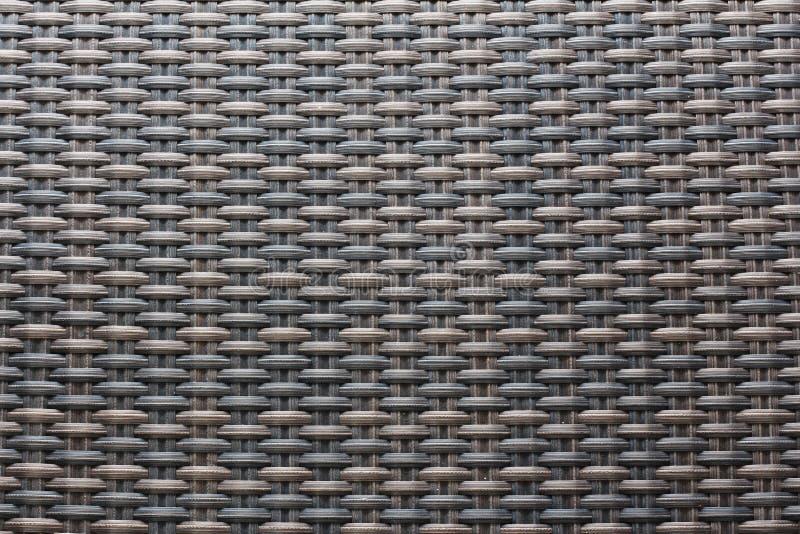 Rattan-Beschaffenheit lizenzfreie stockbilder