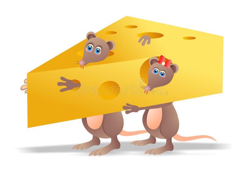 Ratten vector illustratie