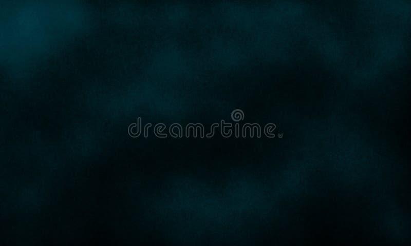 Rauch auf dem Boden Isolierter schwarzer Hintergrund Abstrakter Nebel aus blauem Rauch auf schwarzem Hintergrund lizenzfreies stockfoto