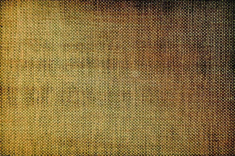 Raue Flachsgewebebeschaffenheit lizenzfreies stockbild