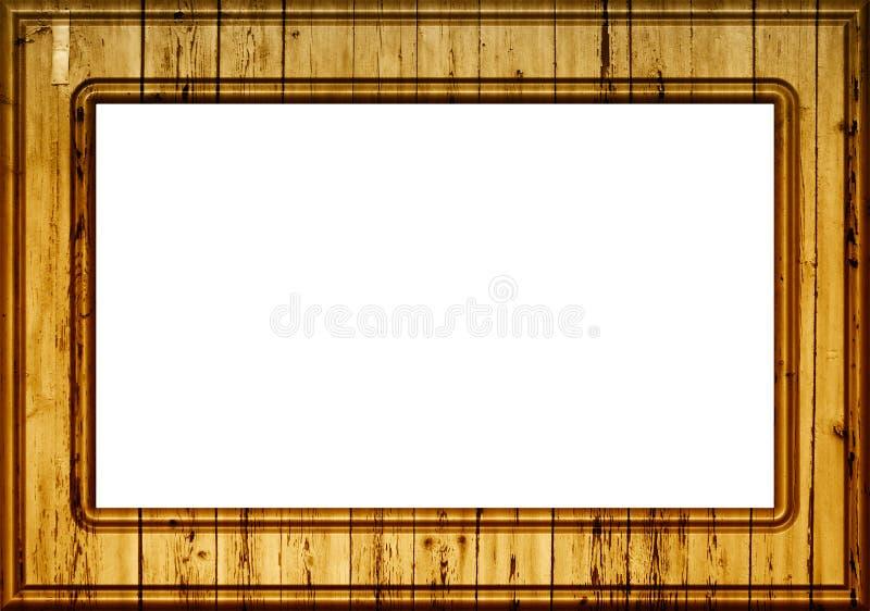 Raue gemalte Planken lizenzfreie stockfotos