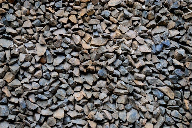 Raue und scharfe Felsenoberflächen lizenzfreie stockfotos